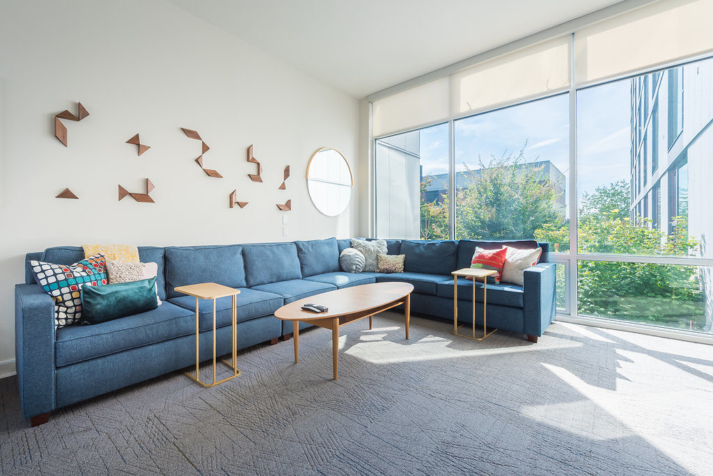 Spacious Open Concept Layouts At Belroy Apartments In Seattle, WA