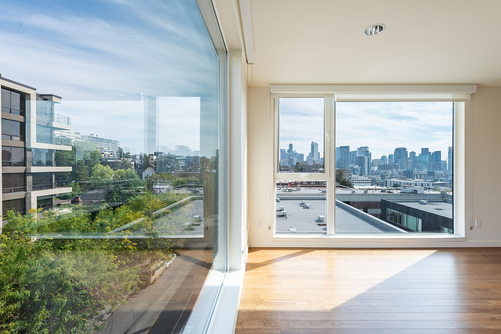 Ample Natural Lighting At Belroy Apartments In Seattle, WA