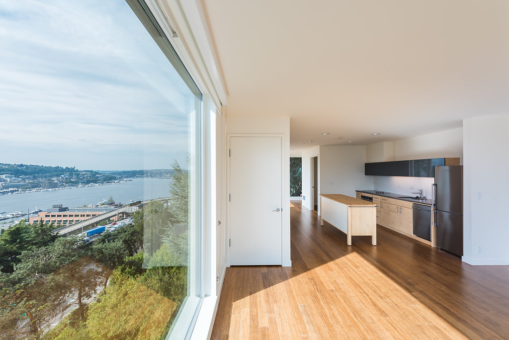 Modern Layouts With Ample Natural Lighting In Apartment Homes At Belroy Apartments In Seattle, WA