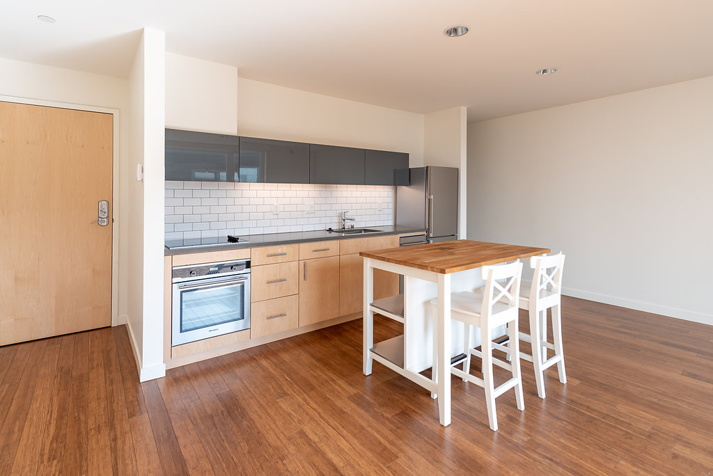 Modern Apartment Layouts At Belroy Apartments In Seattle, WA
